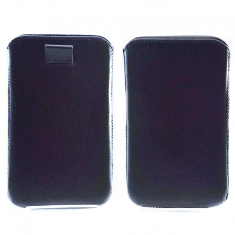 Чехол-хлястик iPhone 6G/6S Black (Черный)