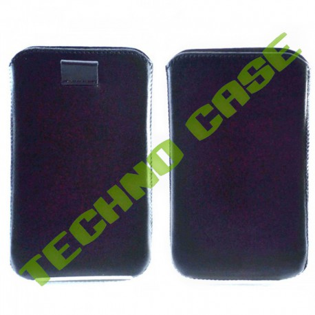 Чехол-хлястик Samsung Galaxy Core Prime G360 Black (Черный)