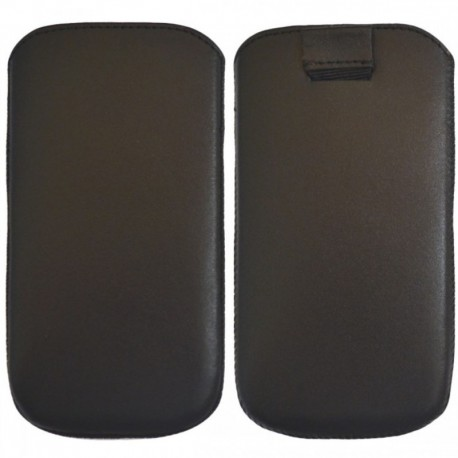 Чехол-хлястик Samsung Galaxy J5 Black (Черный)
