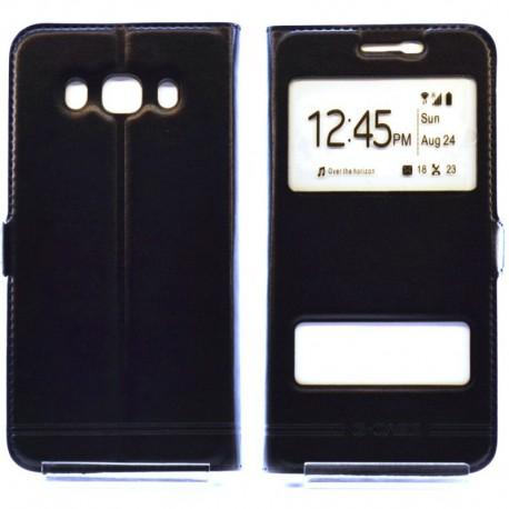Чехол-книжка G-CASE Samsung Galaxy J5 2016 J510 Black (Черный)
