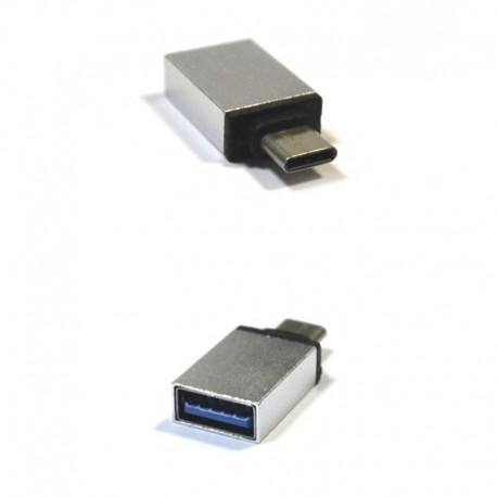 Переходник USB OTG - TYPE-C
