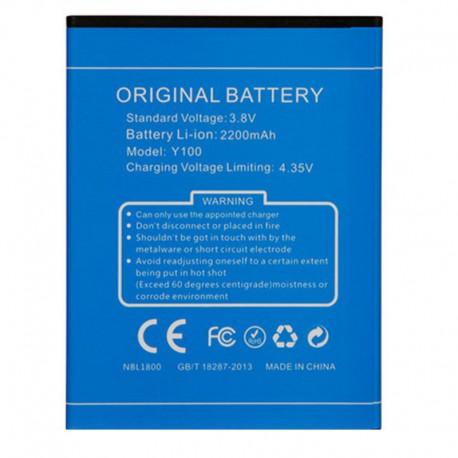 Аккумуляторная батарея для Doogee Valencia 2 Y100 2200 mAh