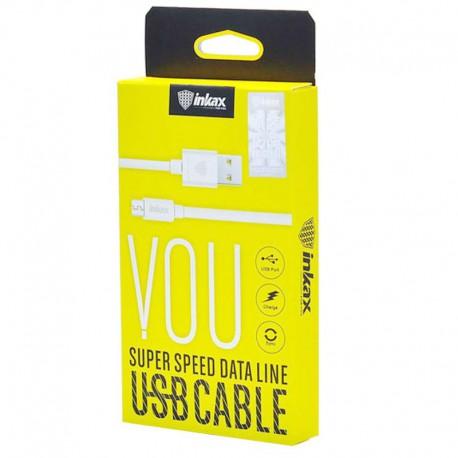 Кабель INKAX USB - Micrо USB