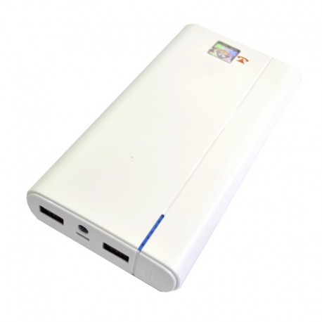 Power Bank TeslaST 20000 mAh White (Белый)