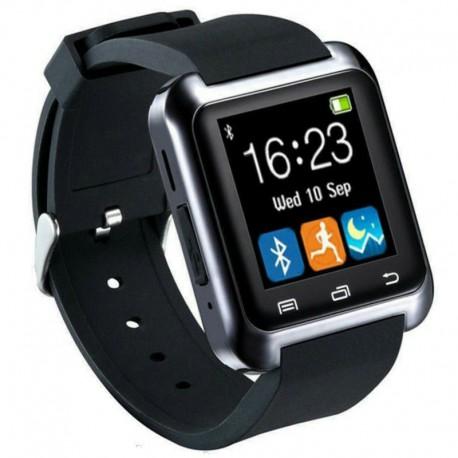 Умные часы Smart Watch u80 Black (Черный)