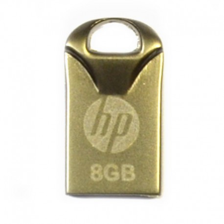 USB флешка HP Slim Metal compact 8 Гб