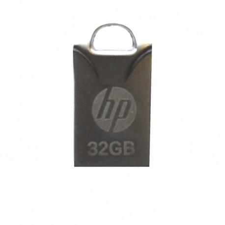 USB флешка HP Slim Metal compact 32 Гб