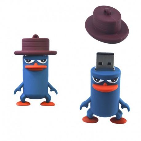 USB флешка-игрушка DUCK BOB 16 Гб
