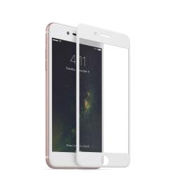 Защитное стекло 3D GLASS HOCO iPhone 7 Plus White (Белый)