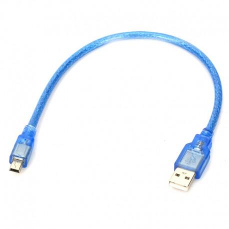 Кабель USB - Mini USB 0.2 м