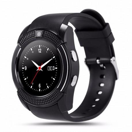 Умные спортивные часы Sport Smart Watch V8 Black (Черный)