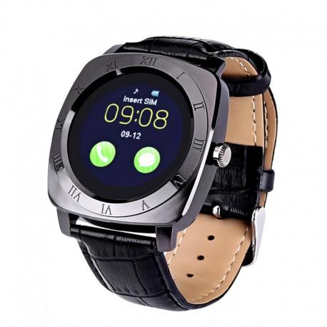 Умные часы Smart Watch UWatch Iradish X3 Classic Black (Черный)