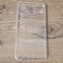 Силиконовый ультратонкий чехол Remax Meizu M5 Note White (Белый)