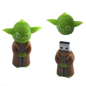USB флешка-игрушка YODA 32 Гб