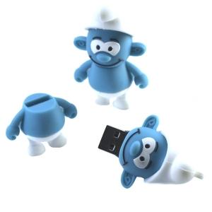 USB флешка-игрушка SMURFIK 32 Гб