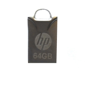 USB флешка HP Slim Metal compact 64 Гб
