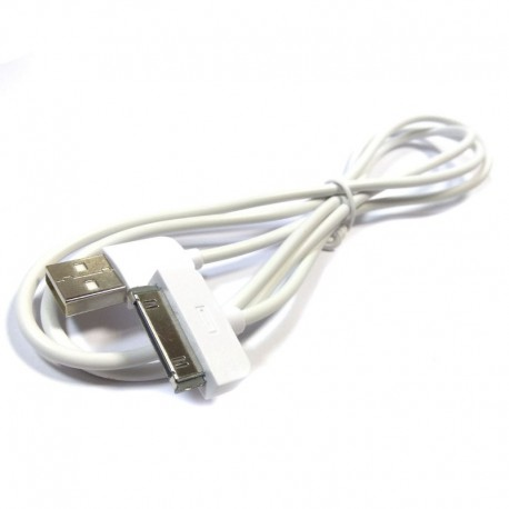 Кабель HOCO USB - iPhone 4G 1м