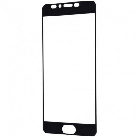 Защитное стекло 2.5D GLASS HOCO Meizu Mi5s Black (Черный)