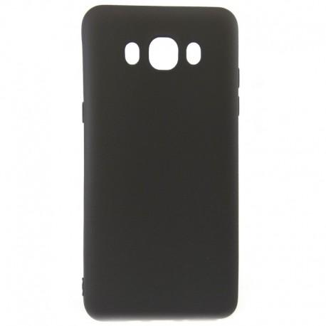 Силиконовый чехол Simin Style Samsung Galaxy J7 2016 J710 Black (Черный)