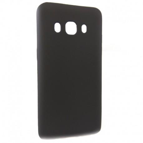 Силиконовый чехол Simin Style Samsung Galaxy J5 2016 J510 Black (Черный)