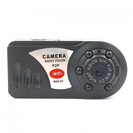 Мини-камера Q7 MD81S Wi-Fi/P2P Black (Черный)