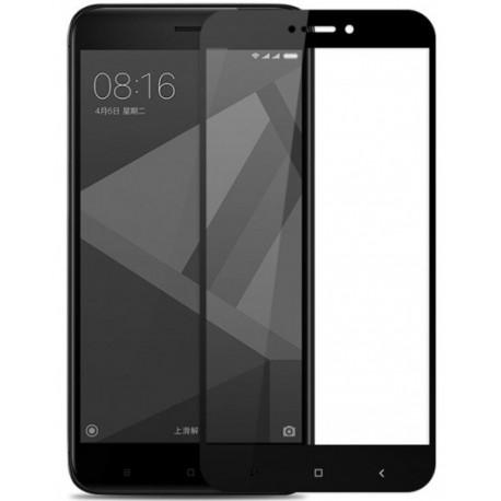 Защитное стекло 2.5D GLASS HOCO Xiaomi Redmi Note 4x Black (Черный)
