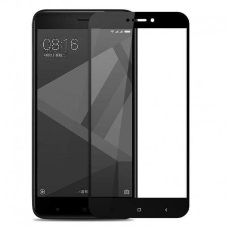 Защитное стекло 2.5D GLASS HOCO Xiaomi Redmi 4x Black (Черный)