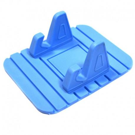 Силиконовый коврик-держатель Remax Blue (Синий)