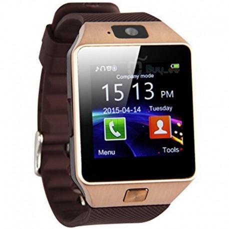 Умные часы Smart Watch DZ09 DZ09 Gold (Золотой)