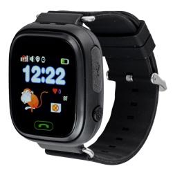 Умные часы UWatch Kid Smart Watch Q90 Black (Черный)