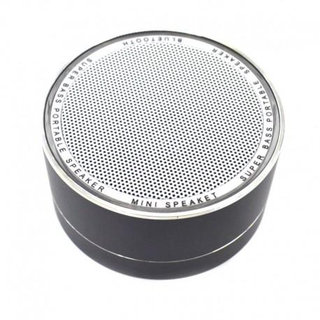 Колонка Bluetooth Shayba Mini Black (Черный)