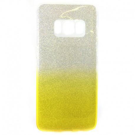Чехол Vaja Samsung Galaxy S8 Gold/Silver (Золотой/Серебряный)