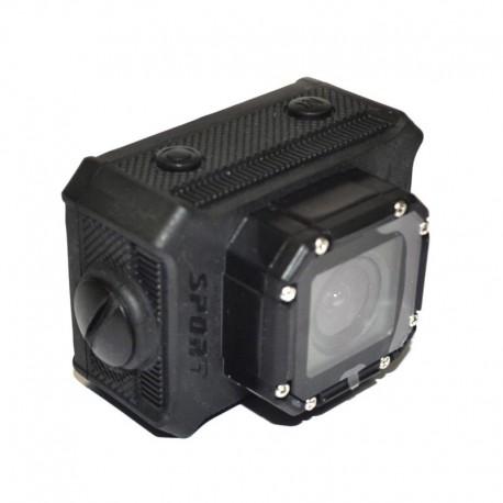 Экшн-камера PIONER 4K/24FPS Sports Black (Черный)