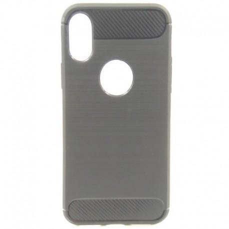 Чехол силиконовый Zenus для iPhone X/Xs Black