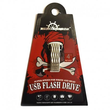 USB флешка CORSAIR Metal 4 Гб