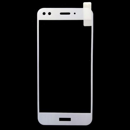 Защитное стекло 2.5D GLASS HOCO Huawei Nova Lite White (Белый) Перед