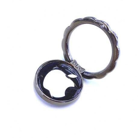 Кольцо-держатель (Ring Holder) Metal Silver (Серебряный)