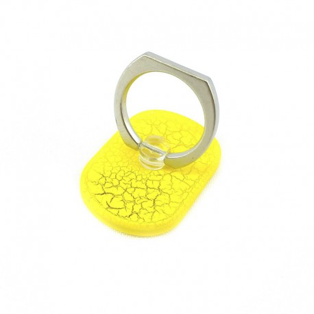 Кольцо-держатель Sahara 360 (Ring Holder) Мигающий на звонки Yellow (Желтый)