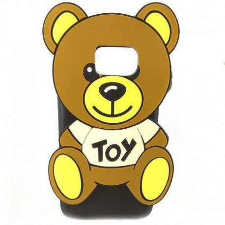 Чехол Remax TOY TEDDY BEAR Samsung Galaxy S7