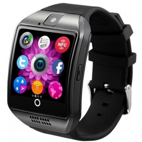 Умные часы UWatch Smart Watch Q18 Gray (Серый) NEW