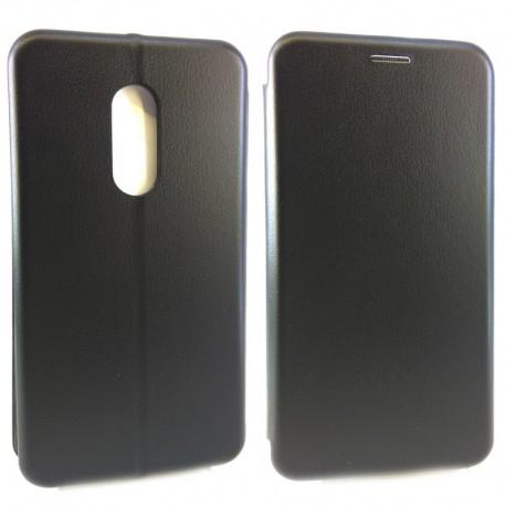 Чехол-книжка G-CASE WING Xiaomi Redmi Note 4X Black (Черный)