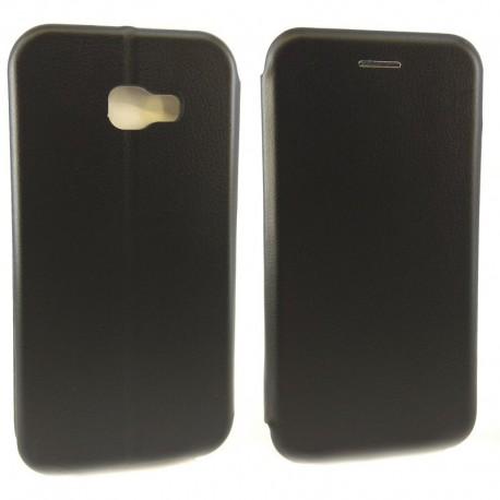 Чехол-книжка G-CASE WING Samsung Galaxy A5 2017 Duos A520 Black (Черный)