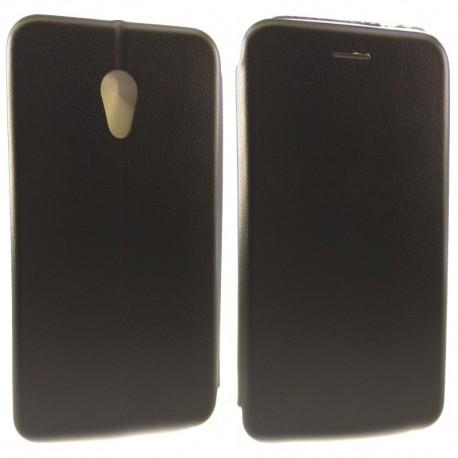 Чехол-книжка G-CASE WING Meizu M5S Black (Черный)