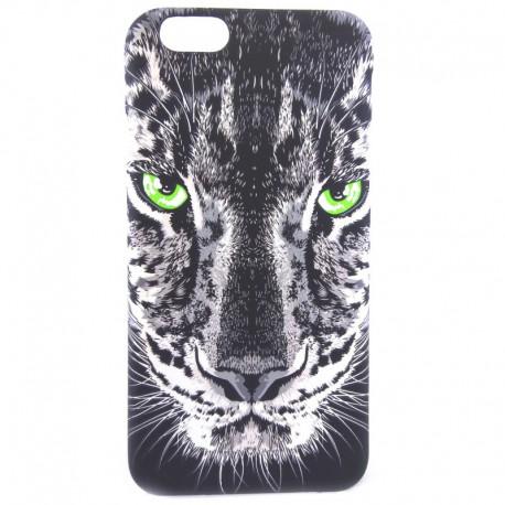 Пластиковый чехол Luxo Face iPhone 6G/6S Snow Leopard