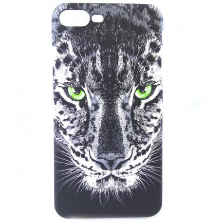 Пластиковый чехол Luxo Face iPhone 7G+ Snow Leopard