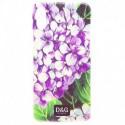 Чехол силиконовый Canoie Dolce Gabbana для iPhone X/Xs Purple