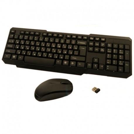 Клавиатура беспроводная + мышка W1080