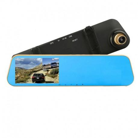 Видеорегистратор зеркало PIONEER C104 с камерой заднего вида