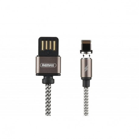 Кабель Remax RC-095i Lightning-USB Magnetic