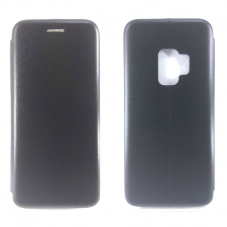 Чехол-книжка G-CASE WING Samsung Galaxy S9 Black (Черный)